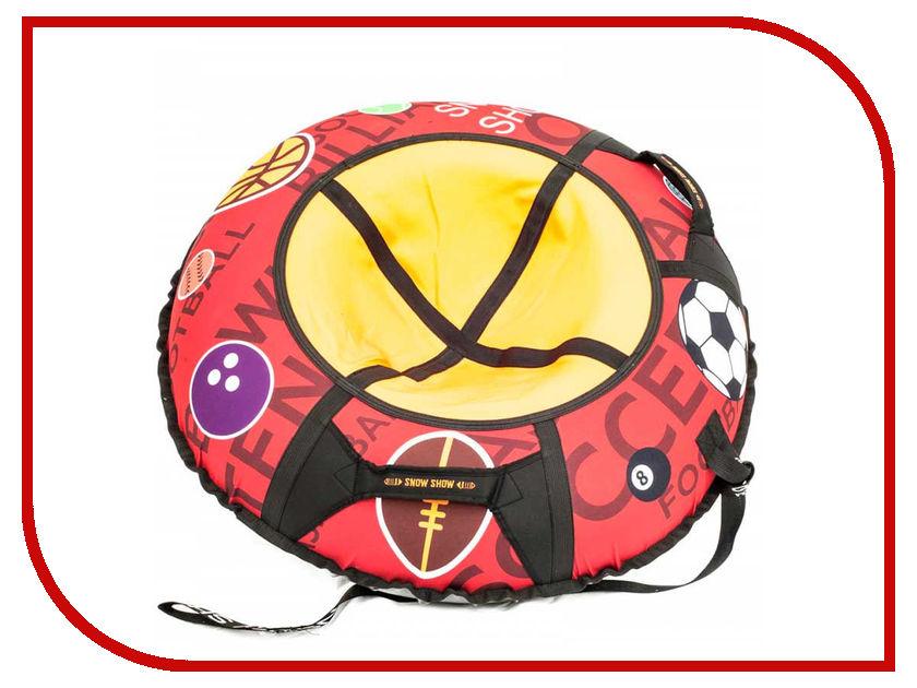 Тюбинг SnowShow X-line Balls цена