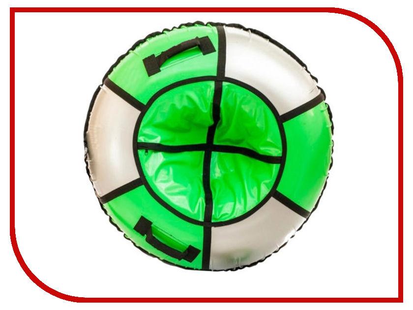 Тюбинг SnowShow Практик 105cm Light Green-Silver все цены