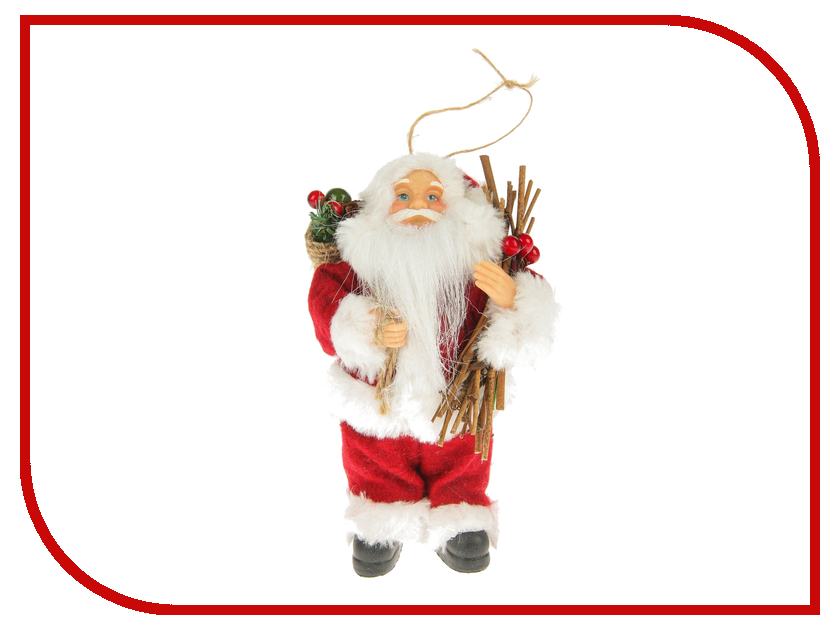 Игрушка СИМА-ЛЕНД Дед Мороз с кузовком 2357058 салфетница сима ленд хрюша и дед мороз 3789374