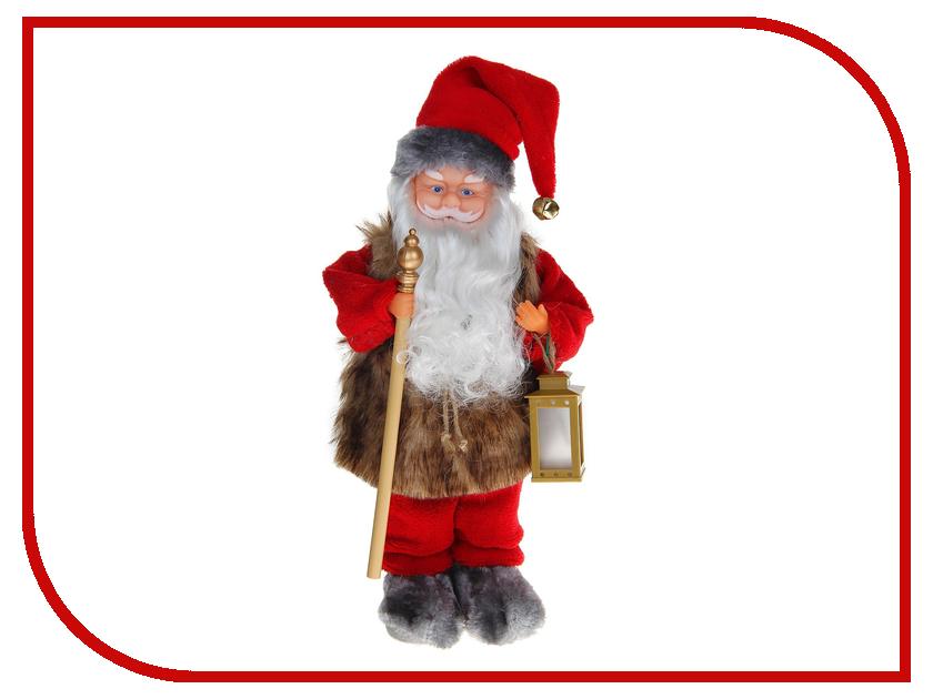 Игрушка СИМА-ЛЕНД Дед Мороз с фонарём 1111413 салфетница сима ленд хрюша и дед мороз 3789374