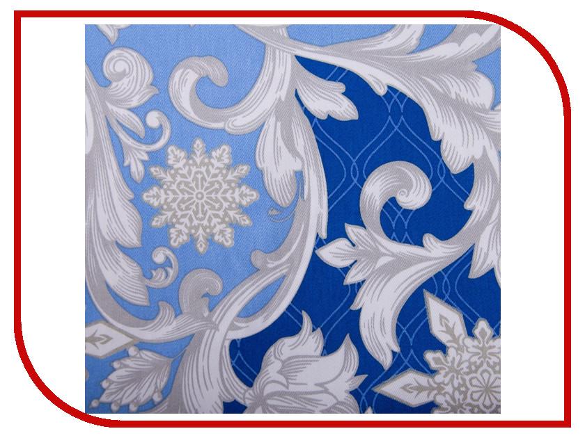 Скатерть Этель Зимние узоры 150x110cm 2690310 цены онлайн