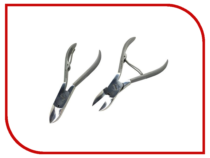 Кусачки для ногтей Germanicure GM-111-02 Matt 37302