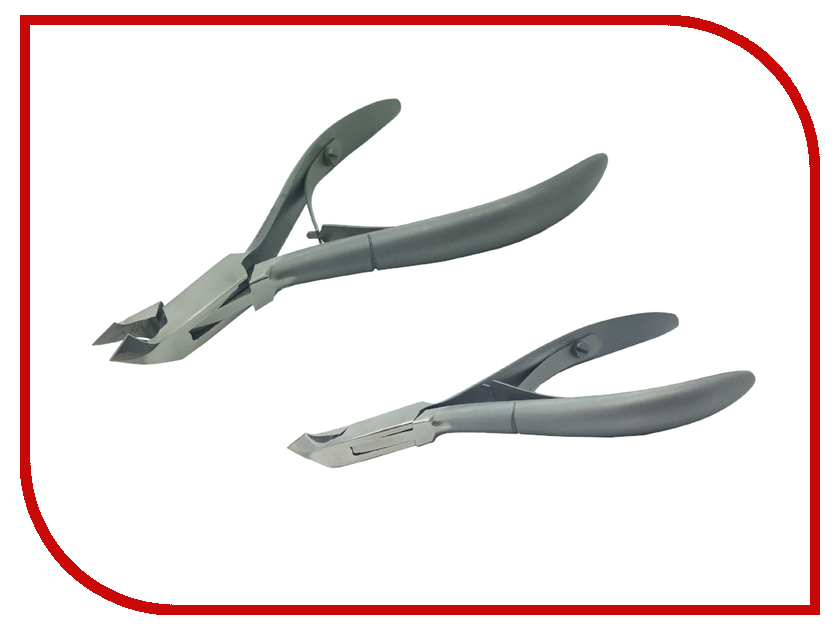 Щипчики для кутикулы Germanicure GM-113-02 Matt 37301
