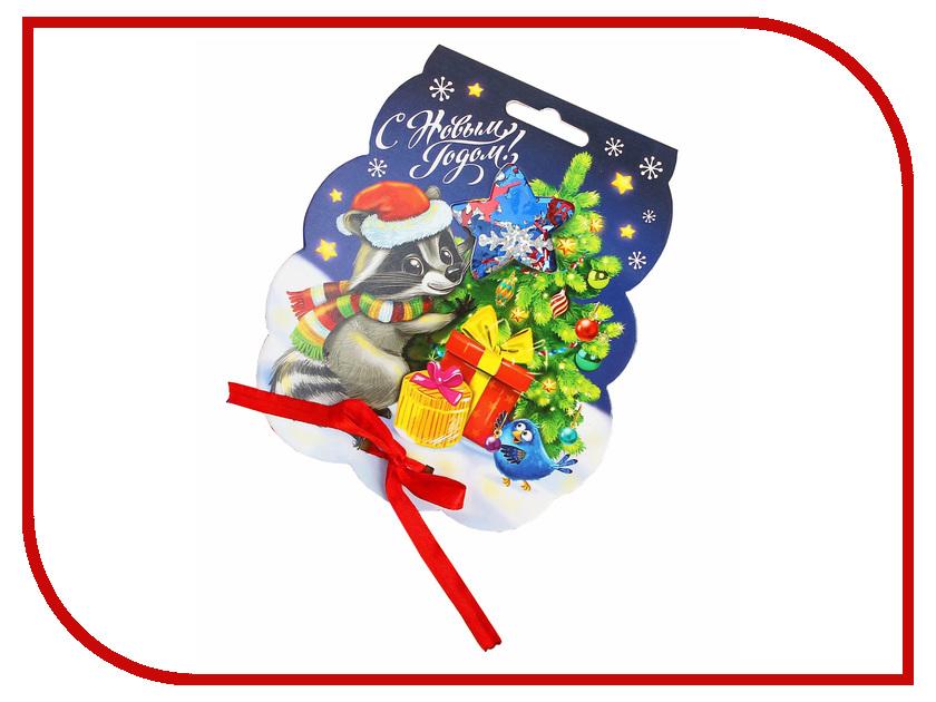 Конфетти Страна Карнавалия С Новым годом Енотик Mix 2226407 новогодний сувенир страна карнавалия конфетти с новым годом енотик mix 2226407