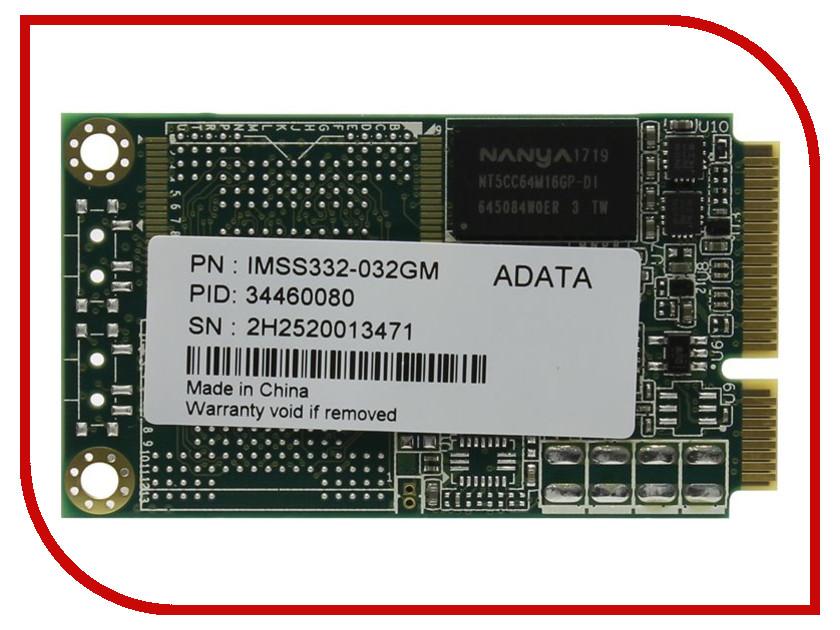 Жесткий диск 32Gb - A-Data IMSS332 IMSS332-032GM