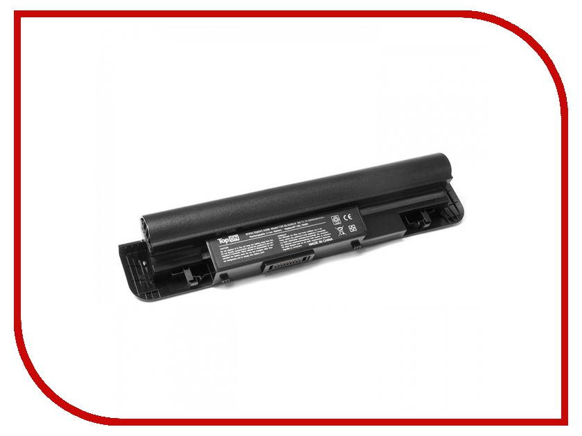 Аккумулятор TopON TOP-DL2220LH 11.1V 4400mAh для Dell Vostro 1220/1220n Series аккумулятор topon top k53 для 10 8v 4400mah pn a32 k53 a42 k53 a43ei241sv sl