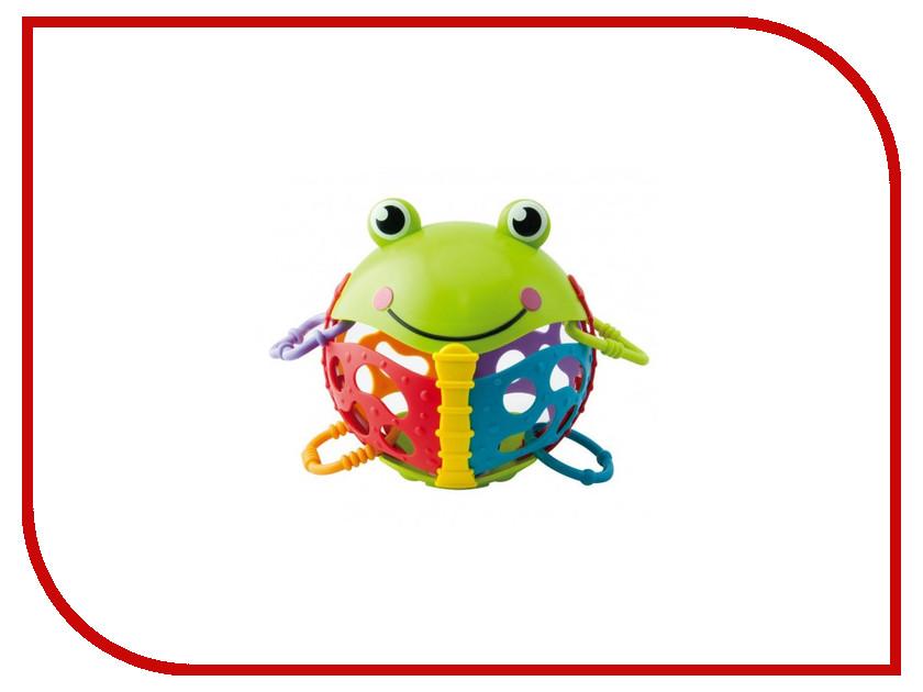 Игрушка Little Hero Активный лягушонок 3018 мячики little hero сенсорные мячики