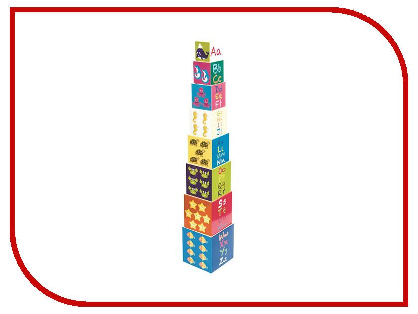 Игрушка Little Hero Складные кубики 3028A мячики little hero сенсорные мячики