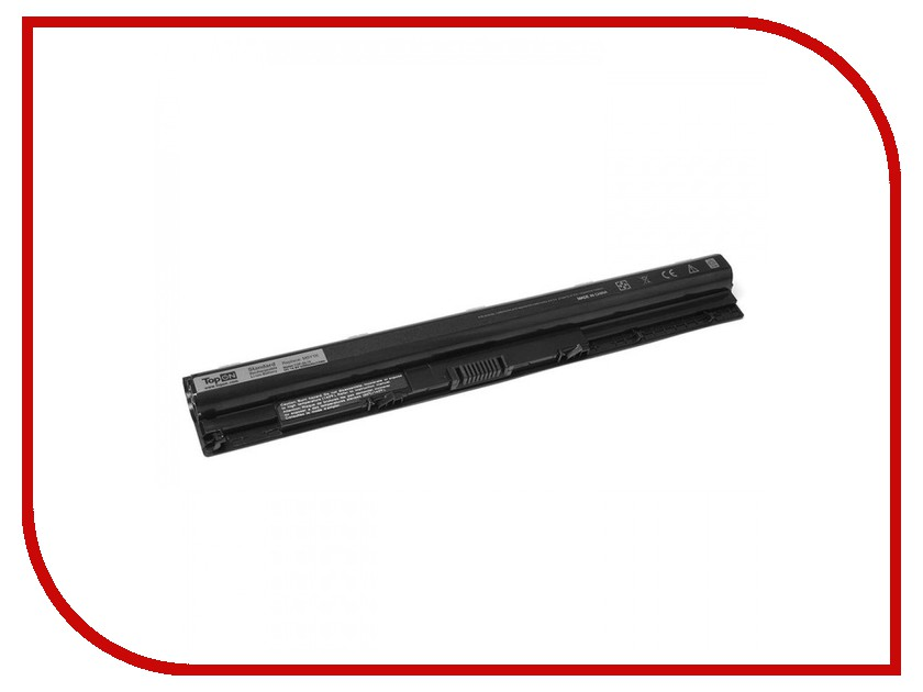 Аккумулятор TopON TOP-DL15 14.8V 2200mAh для Dell Inspiron 15 3000 Series аккумулятор topon top k53 для 10 8v 4400mah pn a32 k53 a42 k53 a43ei241sv sl