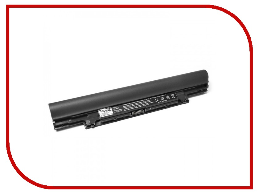 Аккумулятор TopON TOP-D13 10.8V 4400mAh для Dell Latitude 13 3340/E3340 Series аккумулятор topon top k53 для 10 8v 4400mah pn a32 k53 a42 k53 a43ei241sv sl