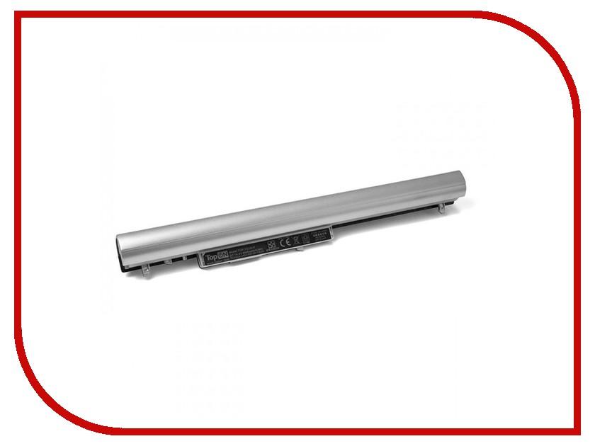 Аккумулятор TopON TOP-TS14LH 14.4V 4400mAh для HP Pavilion TouchSmart G14/14/15/16 / ProBook 248 G1/340 G1/350 G1/350 G2 Series аккумулятор topon top s10h 11 1v 7200mah