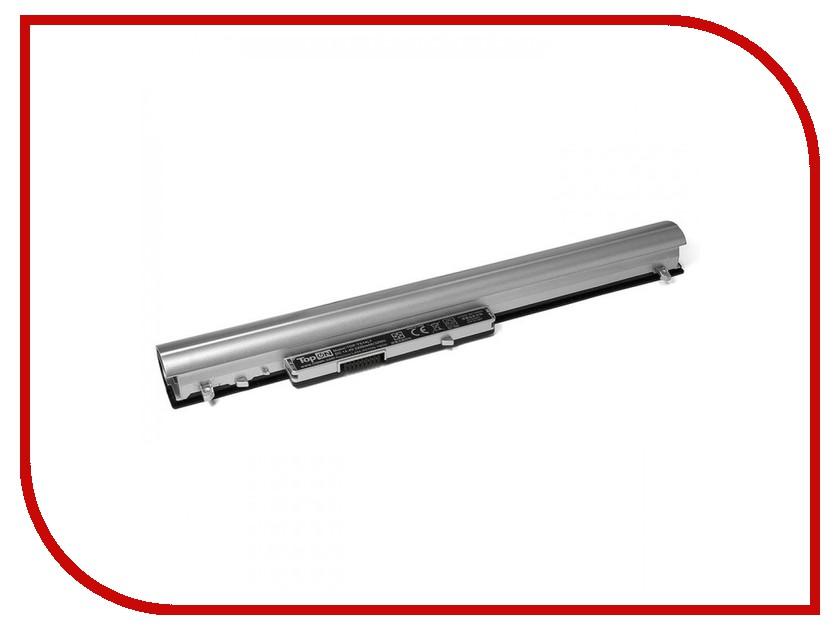 Аккумулятор TopON TOP-TS14L7 14.4V 2200mAh для HP Pavilion TouchSmart G14/14/15/16 / ProBook 248 G1/340 G1/350 G1/350 G2 Series аккумулятор topon top s10h 11 1v 7200mah