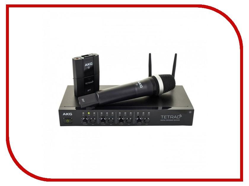 Радиосистема AKG DMS Tetrad Mixed Set 4/2 EU
