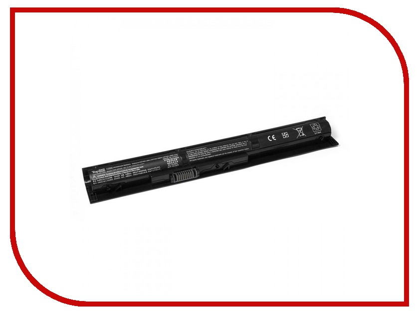 Аккумулятор TopON TOP-HP440 14.8V 2200mAh для HP Envy 14/15/17 / Pavilion 15/17 / ProBook 440/440/G2/445/450/455 Series аккумулятор topon top k53 для 10 8v 4400mah pn a32 k53 a42 k53 a43ei241sv sl