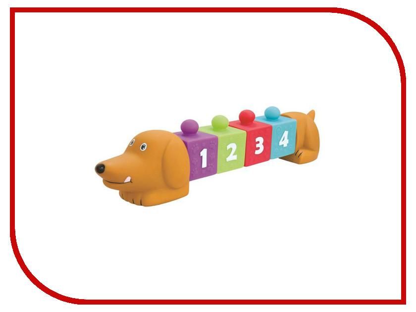 Игрушка Little Hero Собачка с кубиками 3046 мячики little hero сенсорные мячики