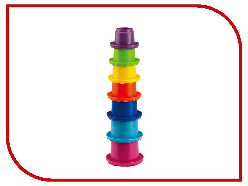 Пирамида Little Hero Весёлые чашки 3048 мячики little hero сенсорные мячики