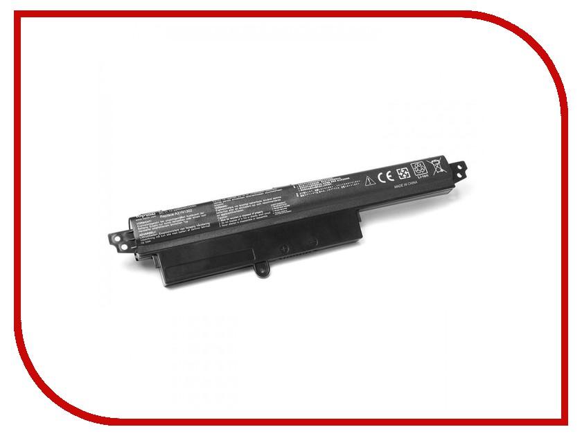 Аккумулятор TopON TOP-X200CA 11.1V 2200mAh для ASUS X200CA/X200LA/X200MA / VivoBook F200CA Series клавиатура topon top 100396 для asus l4 l4r l4000 series black