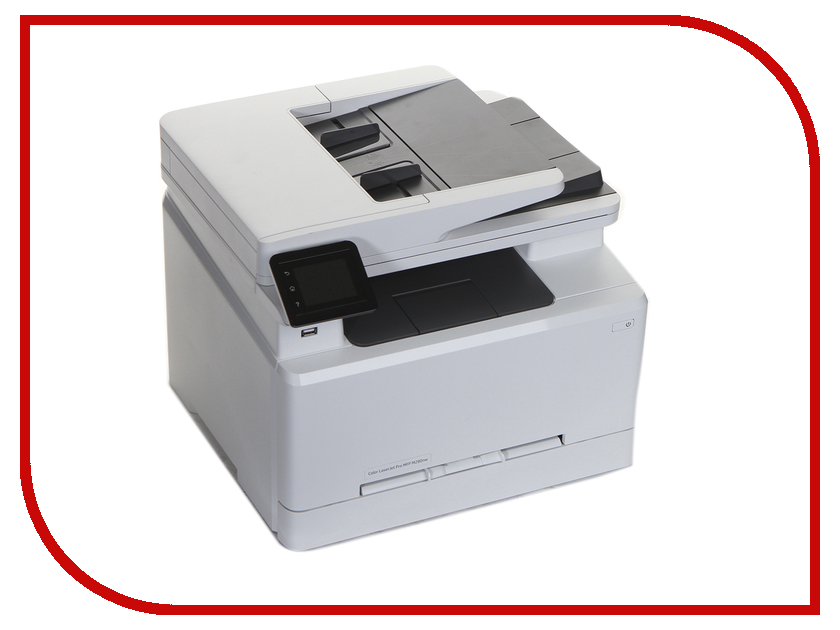 МФУ HP Color LaserJet Pro MFP M280nw hewlett packard hp color laserjet pro mfp m277n цветной лазерный мфу
