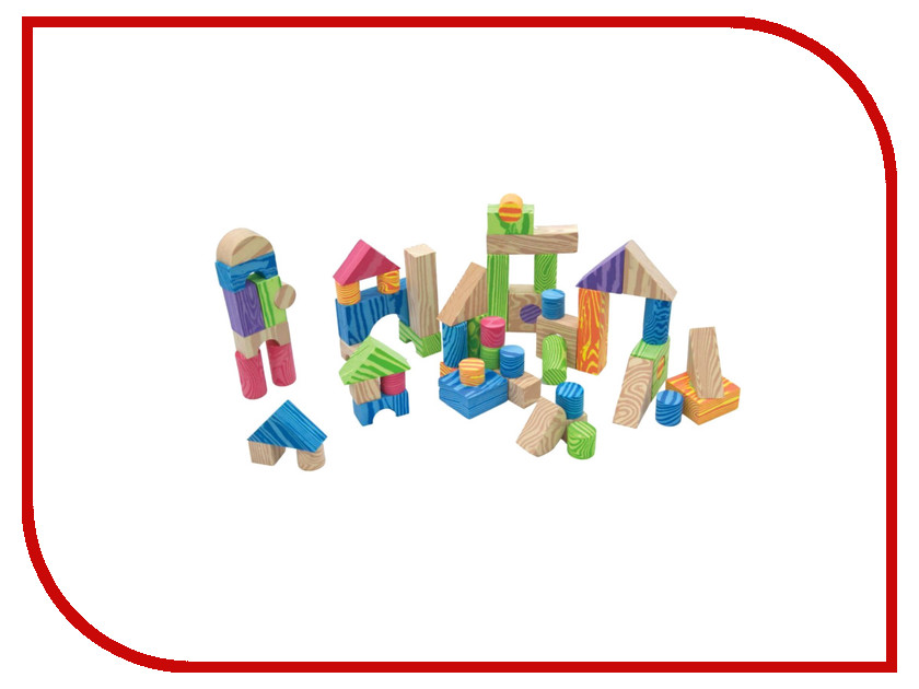 Конструктор Little Hero Набор мягких строительных кубиков 3094 мячики little hero сенсорные мячики