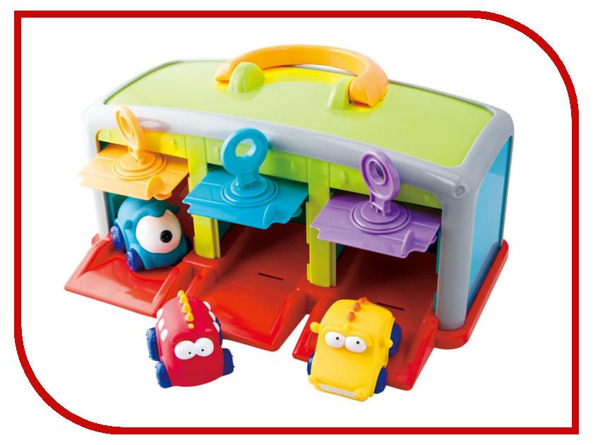 Little Hero Гараж для монстров 9015A сортеры пирамидки кубики конструкторы little hero