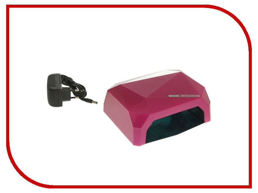 Лампа для сушки лака Luazon LUF-06 Purple 1928902
