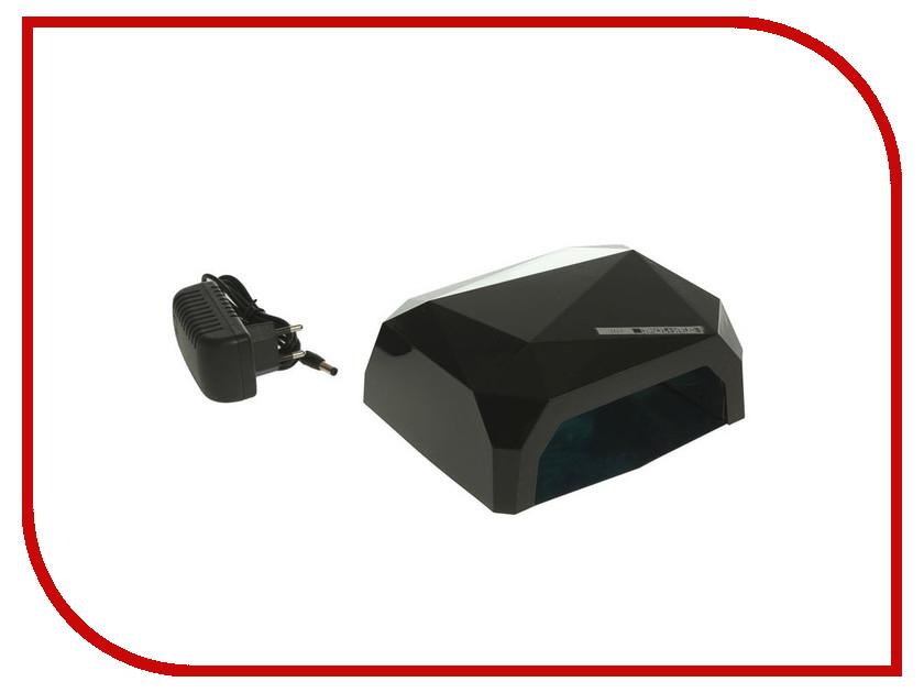 Лампа для сушки лака Luazon LUF-06 Black 1928901
