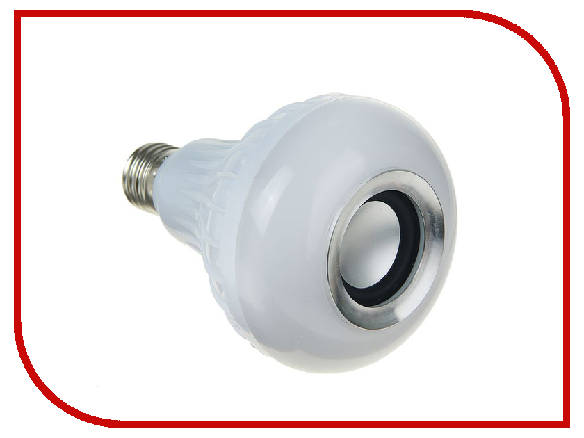 Светильник Световой прибор с музыкой Luazon 220V E27 White 1353034