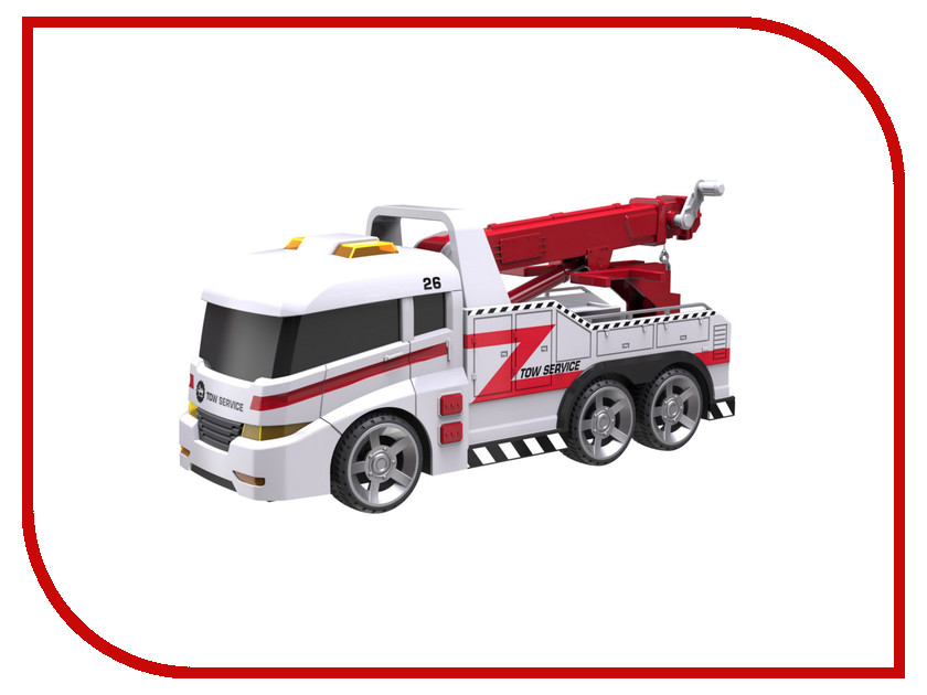 Игрушка Roadsterz Эвакуатор 1416395 hti мусоровоз roadsterz