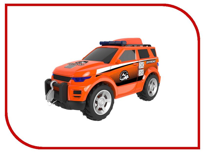 Игрушка Roadsterz Внедорожник 4х4 1416398 машинки hti паровозик roadsterz синий с вагоном звуковыми и световыми эффектами