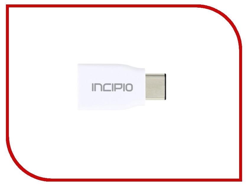 Аксессуар Incipio USB Type-C - USB White PW-249-WHT устройство орион pw 700