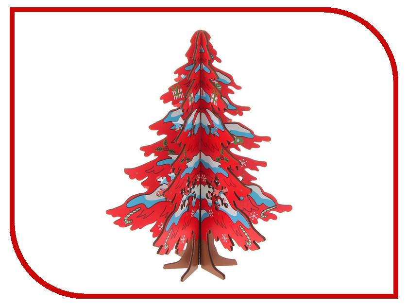 Новогодний сувенир СИМА-ЛЕНД Ель Red 1382661