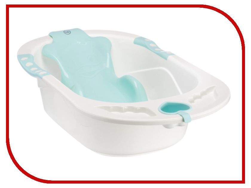 Детская ванна Happy Baby Comfort Aquamarine 34005