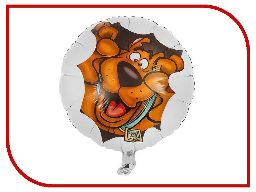 Шар фольгированный Anagram Скуби Ду 1352265 action шар фольгированный сердце цвет красный