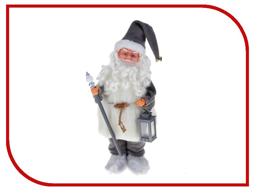 Игрушка СИМА-ЛЕНД Дед Мороз White-Grey 1111414 салфетница сима ленд хрюша и дед мороз 3789374