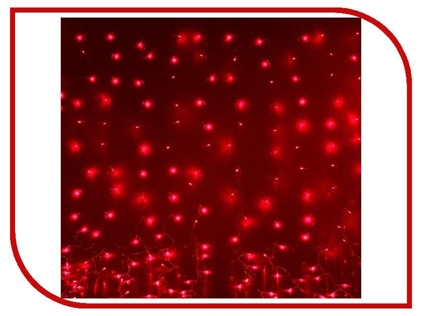 Гирлянда Luazon Занавес 2m-3m Red 1080473 гирлянда luazon занавес 2m 3m green 1080474