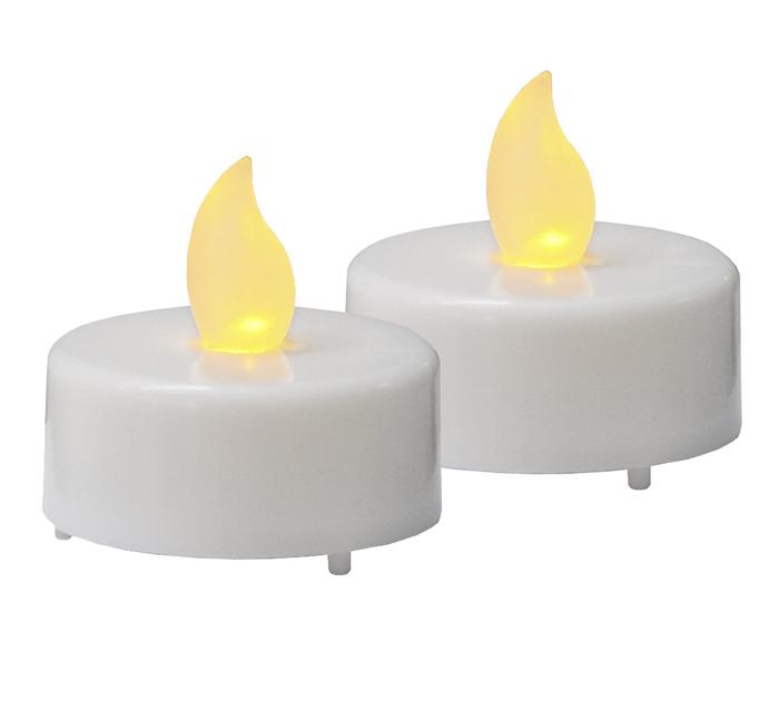 купить Светодиодная свеча Star Trading LED T-LIGHT 2шт White 066-06 дешево
