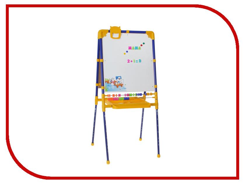 цены Набор Nika М2 Мольберт с большим пеналом Blue 1026348