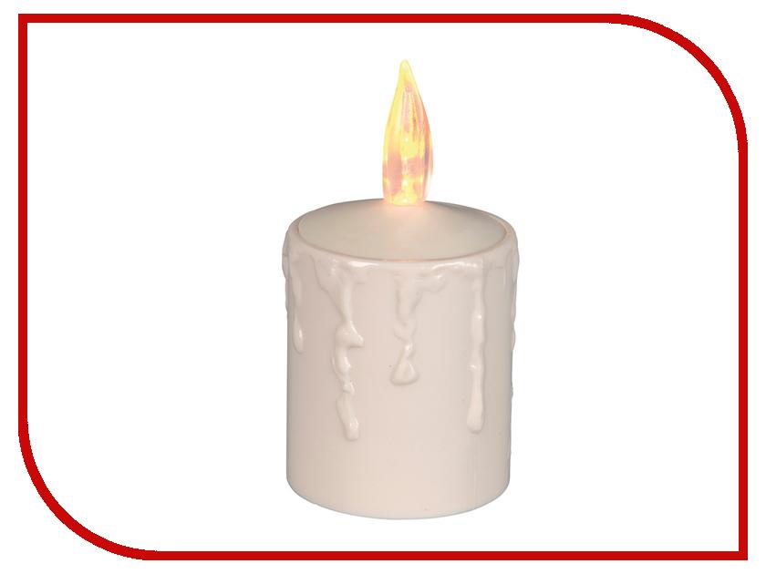 Светодиодная свеча Star Trading LED White 066-20