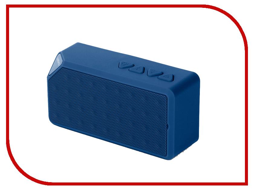 Колонка Rombica Mysound BT-01 2C Blue SBT-00012 медиаплеер rombica infinity k8 sbo r3368