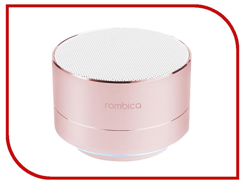 Колонка Rombica Mysound BT-03 3C Pink SBT-00033 медиаплеер rombica infinity k8 sbo r3368