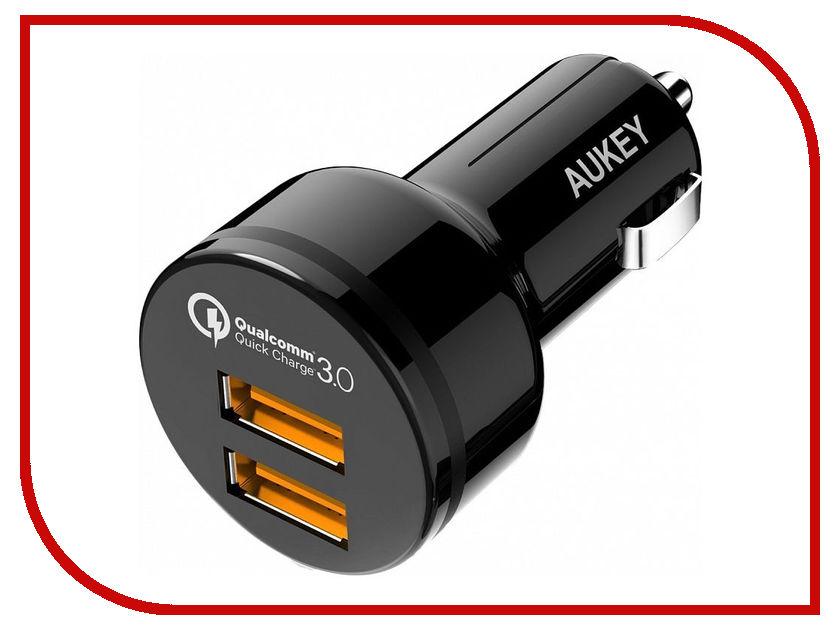 Зарядное устройство Aukey CC-T8 2xUSB LLTS65484 зарядное устройство aukey 4xusb cc t9