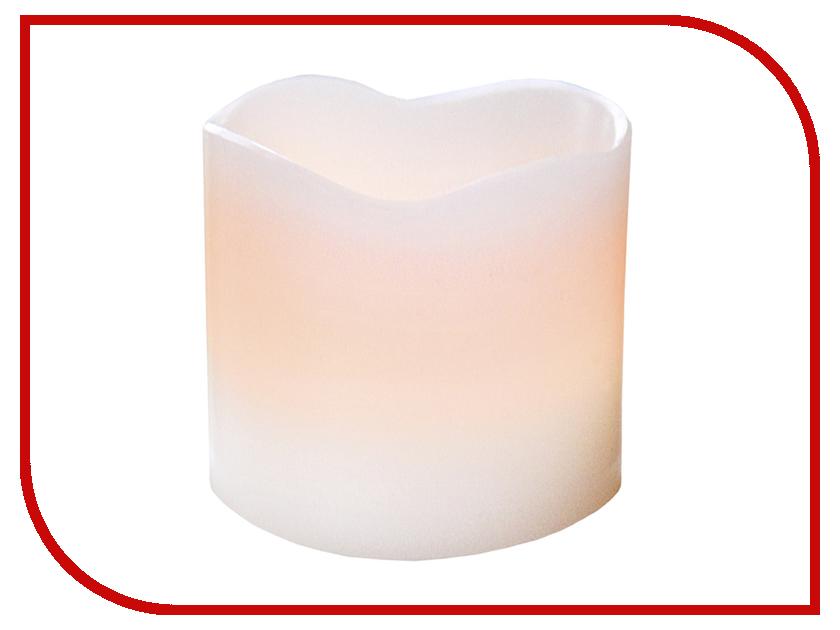 Светодиодная свеча Star Trading LED WAX 7 White 063-40