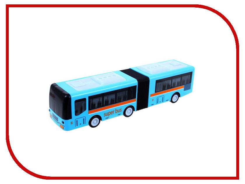 Машина СИМА-ЛЕНД Автобус Гармошка 1172376 загадки книжка гармошка