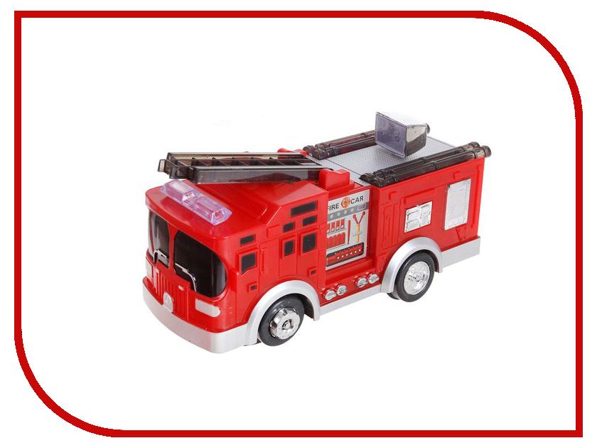 Игрушка СИМА-ЛЕНД Пожарная Машина 1173610 hti пожарная машина roadsterz
