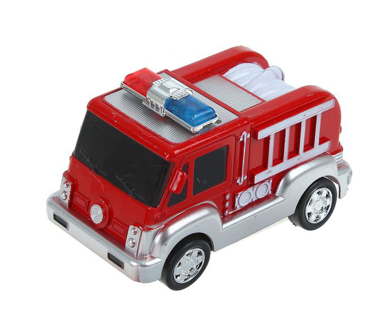 Игрушка СИМА-ЛЕНД Пожарная Машина 1173628