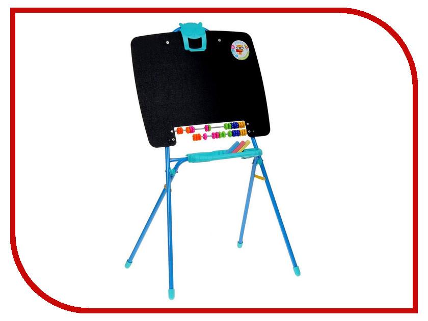 Набор Nika M Мольберт односторонний Light Blue 1505059 мольберт купить недорого в воронеже