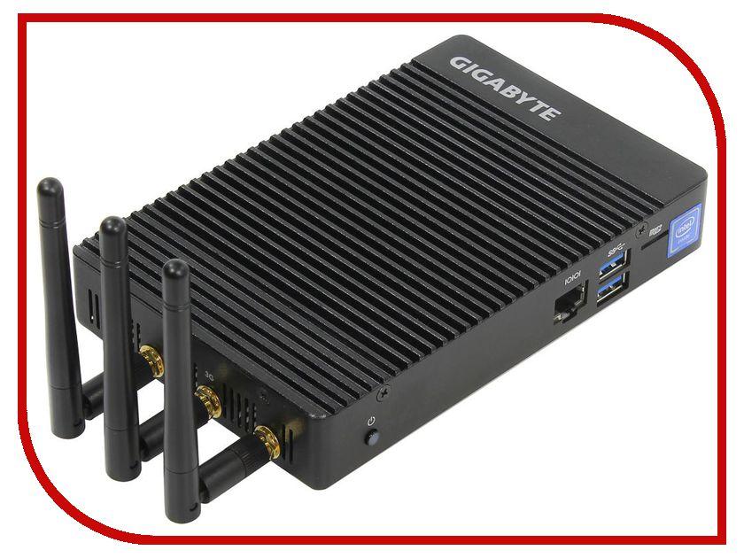 Настольный компьютер GigaByte GB-EAPD-4200 настольный компьютер gigabyte brix gb bpce 3350c