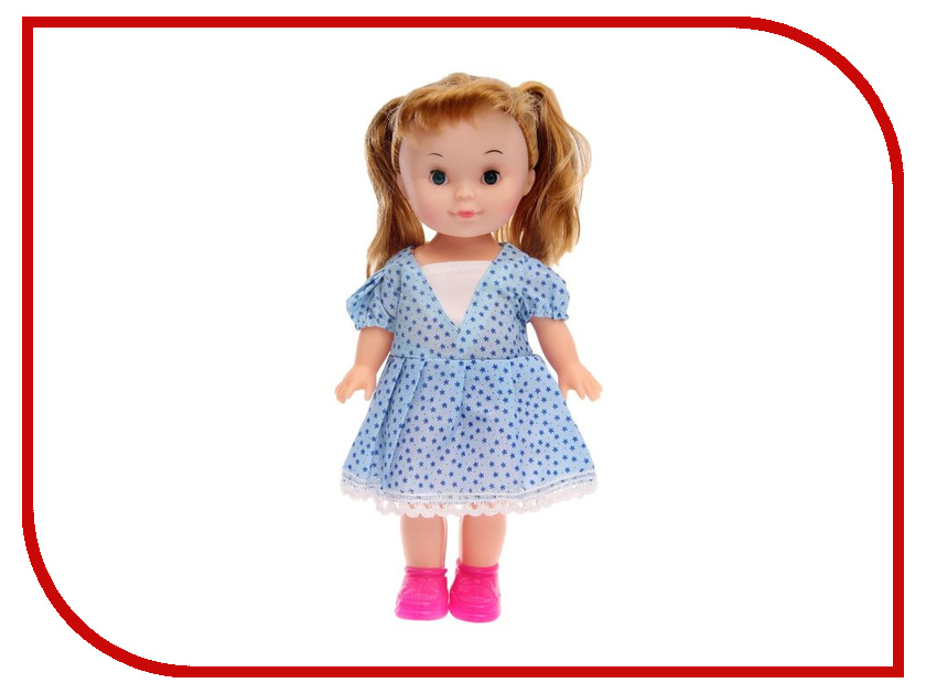 Кукла Маленькая Леди Красотка в платье горох 1691884