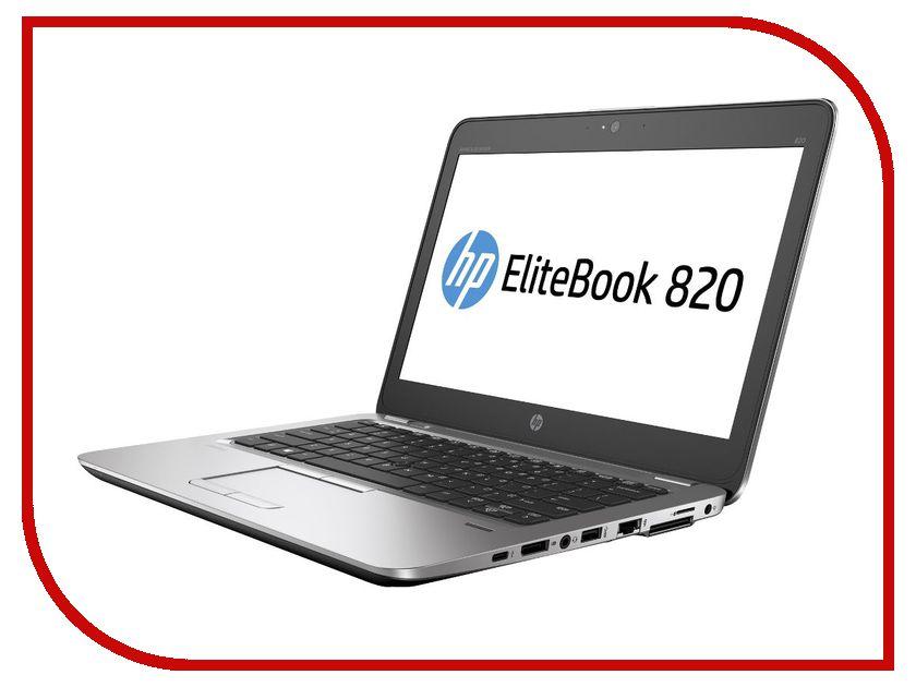 Ноутбук HP EliteBook 820 G4 Z2V82EA (Intel Core i5-7200U 2.5 GHz/8192Mb/256Gb SSD/No ODD/Intel HD Graphics/Wi-Fi/Bluetooth/Cam/12.5/1366x768/Windows 10 Pro 64-bit) ноутбук hp elitebook 820 g4 z2v82ea z2v82ea