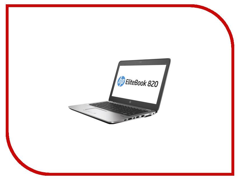Ноутбук HP EliteBook 820 G4 Z2V91EA (Intel Core i5-7200U 2.5 GHz/8192Mb/256Gb SSD/No ODD/Intel HD Graphics/Wi-Fi/Bluetooth/Cam/12.5/1920x1080/Windows 10 Pro 64-bit) hewlett packard hp лазерный мфу печать копирование сканирование